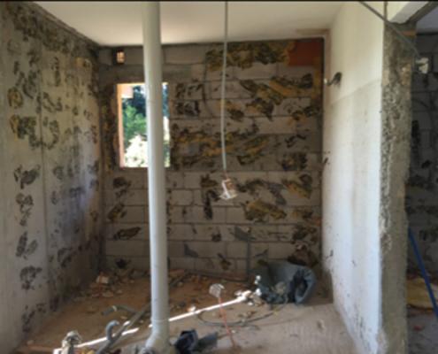 Rénovation d'un appartement à Porto-Vecchio